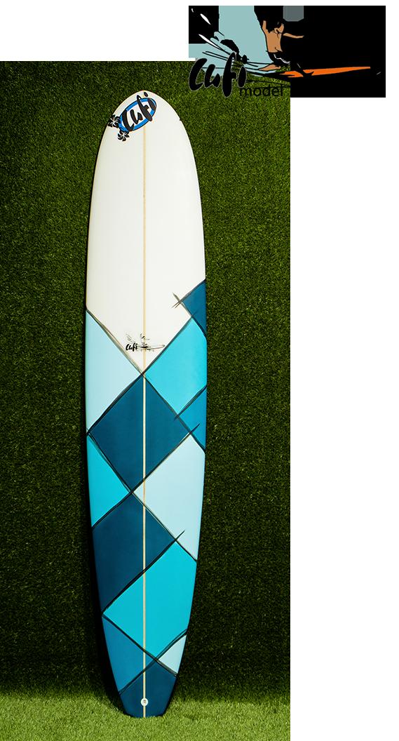 Lufi Model Longboard