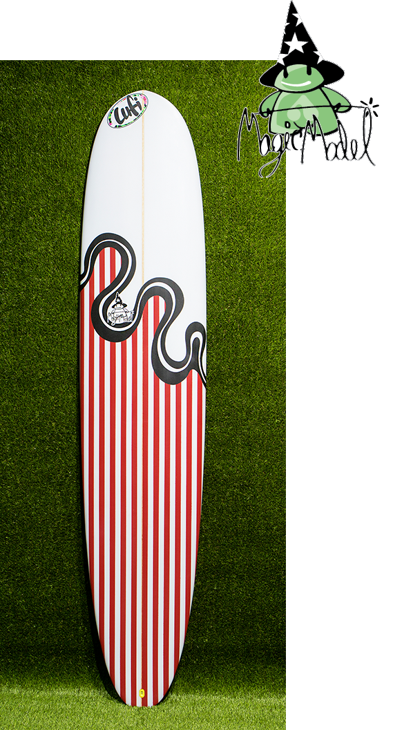 Magic Longboard