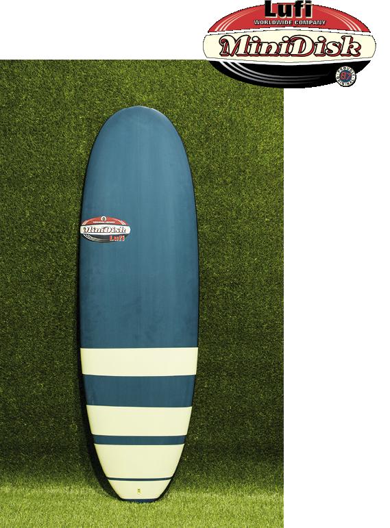 MiniDisk Shortboard