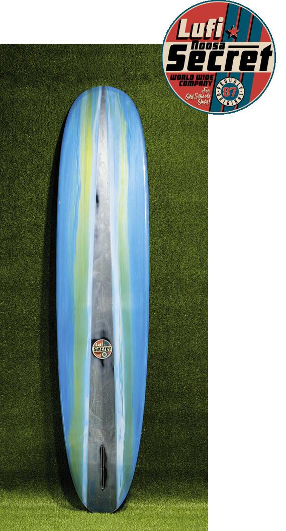 Noosa Secret Longboard