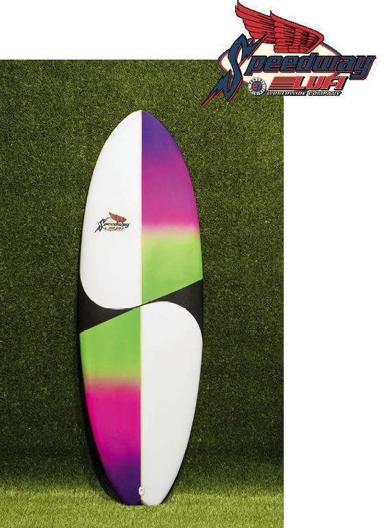 Speedway Shortboard